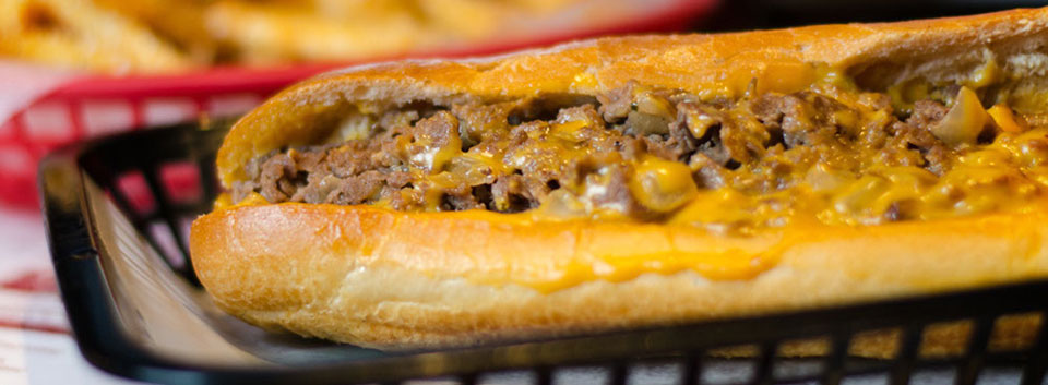 Nyc S Only Authentic Cheesesteak Shorty S